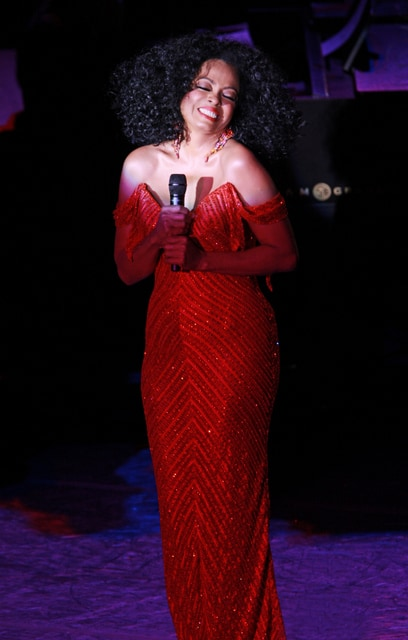 Diana Ross returns to San Francisco