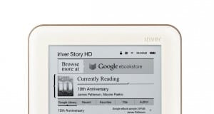 iriver Story HD: goes on sale July 17 at Target.