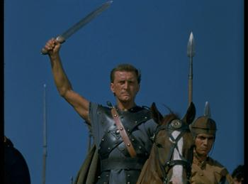 Kirk Douglas will be in attendance, accepting the SFJFF's Freedom of Expression award prior to a screening of Spartacus..