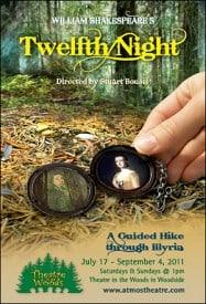 Twelfth Night - AtmosTheatre Woodside