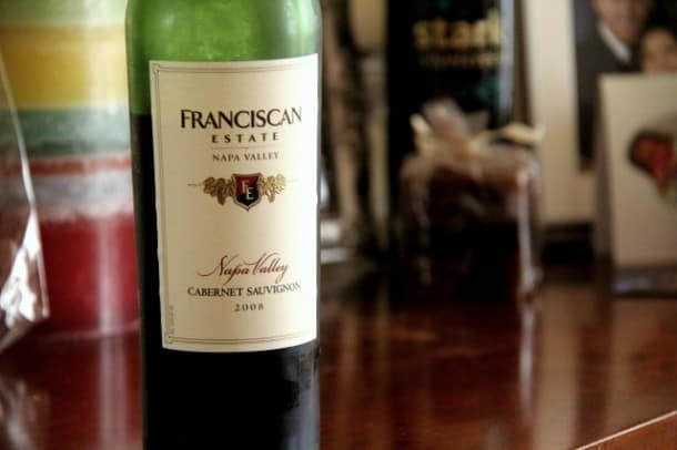 2008 Franciscan Estate Cabernet Sauvignon, Napa Valley
