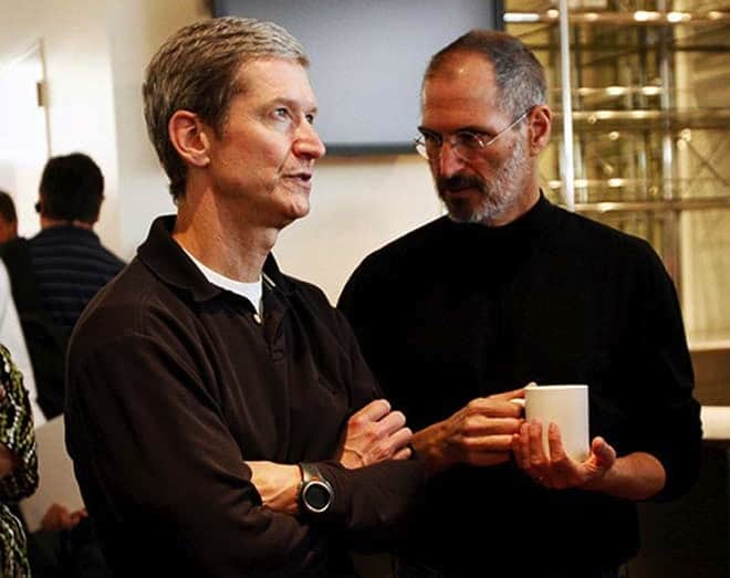 Apple Ceo Tim Cook I Will Prepare And Some Day My Chance Will Come