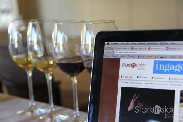 Stark Sips, baby. One glass at a time.