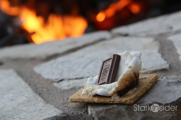S'mores: I admit, I had two... (Hershey's: I'll send you my PayPal info)