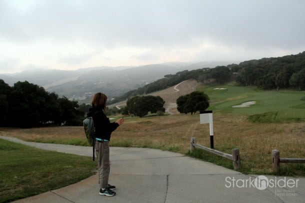 Hiking in Carmel Valley Ranch