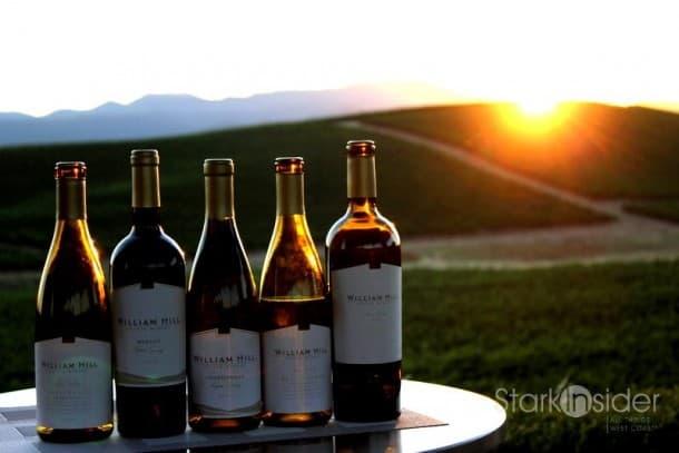 William Hill Estate Winery, Napa
