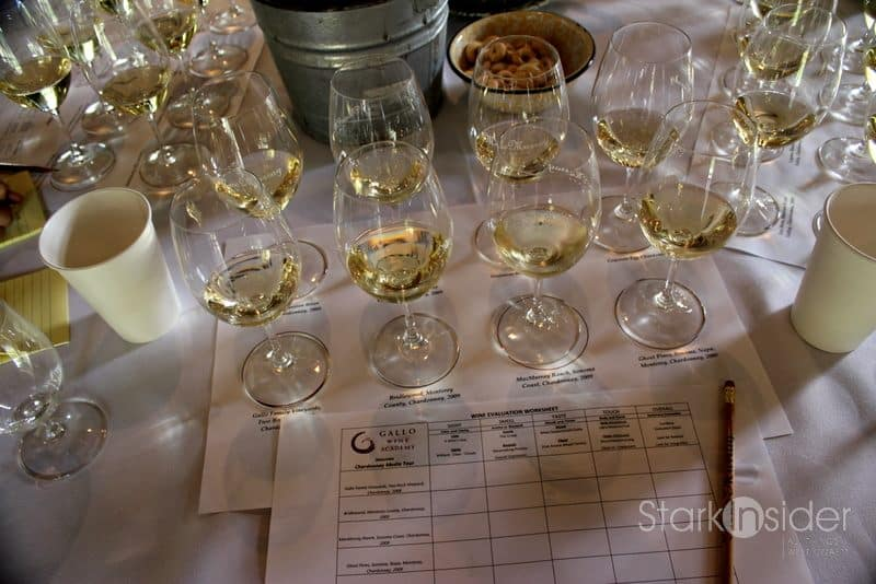 Chardonnay Report from Sonoma and Napa