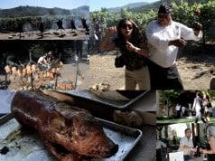 Cochon Heritage Fire - Napa - Charles Krug