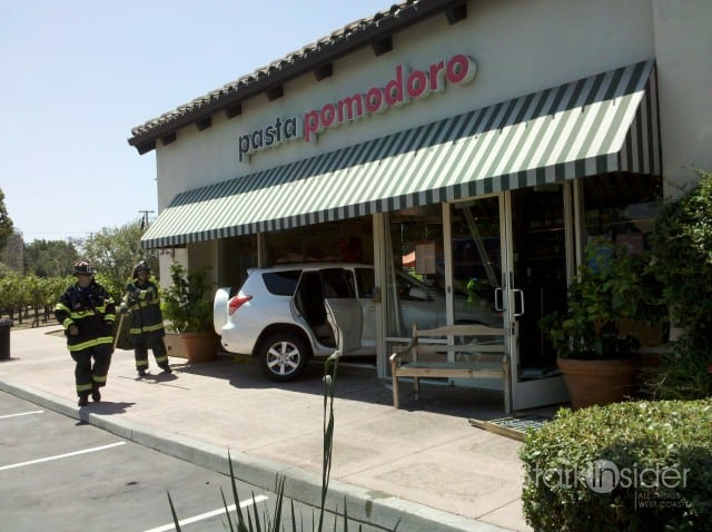 Pasta Pomodora's new drive-thru experiment is a smashing success.