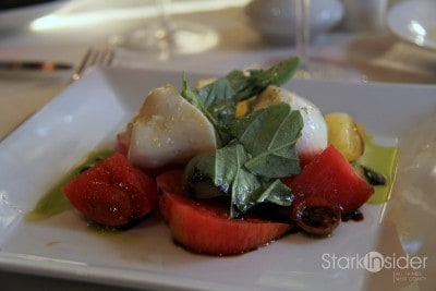 Heirloom Tomato and Burrata Salad