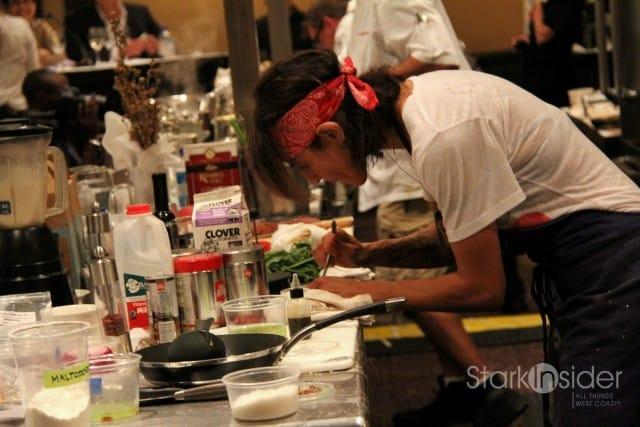 SF Chefs 2011 - Dominique Crenn (Atelier Crenn)