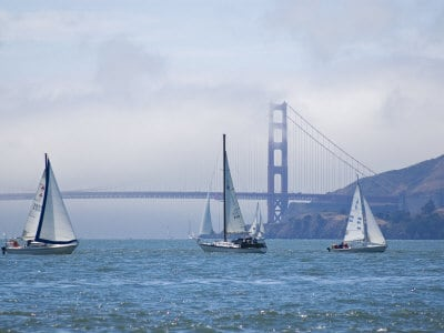 Pacific Beauty: Sailing in San Francisco