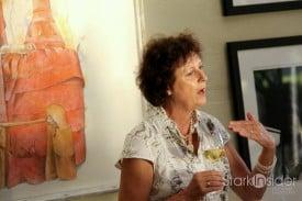 Robert Mondavi director of winemaking Genevieve Janssens talks about her wines.