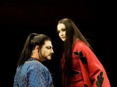Irene Theorin as Turandot.
