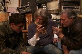 American Buffalo: Vlad Sayenko (Bobby); Randy Hurst (Donny); Christian Phillips (Teach)