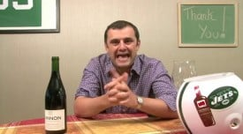 Gary Vaynerchuk announces retirement from online wine video.