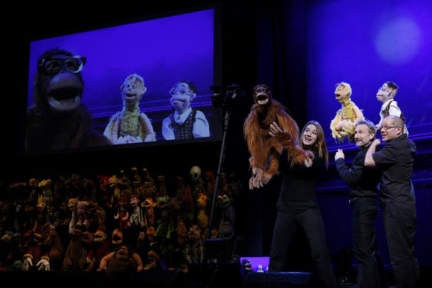 Stuffed by SHN SF: Colleen Smith, Brian Henson, and Ted Michaels