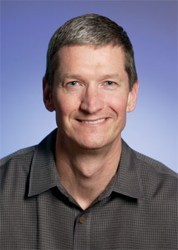Tim Cook, COO will likely succeed Jobs as CEO of Apple.