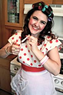Tenaya Hurst is Weedee in TOKE, a comedy of manners, morals, and marijuana, at Ashby Stage in Berkeley, Aug. 18-Sept. 11.