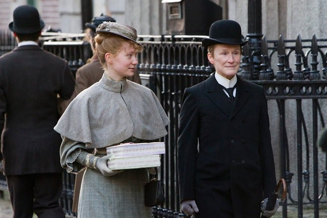 Glenn Close in Albert Nobbs which will co-open MVFF 34. Photo Credit: Patrick Redmond, courtesy of Roadside Attractions.