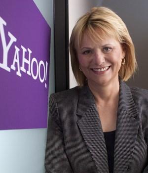 Carol Bartz - Yahoo, Source: Crunchbase.