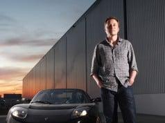 Elon Musk CEO Tesla