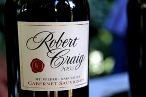 2005 Robert Craig Cabernet Sauvignon