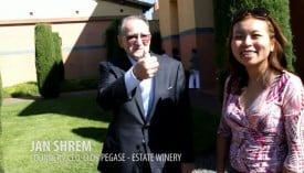 Jan Shrem - Clos Pegase Winery Napa
