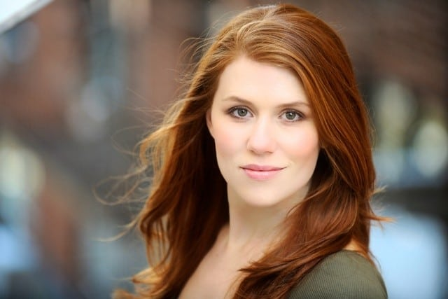 Lauren English stars as Lili in Magic's revival of Why We Have a Body.