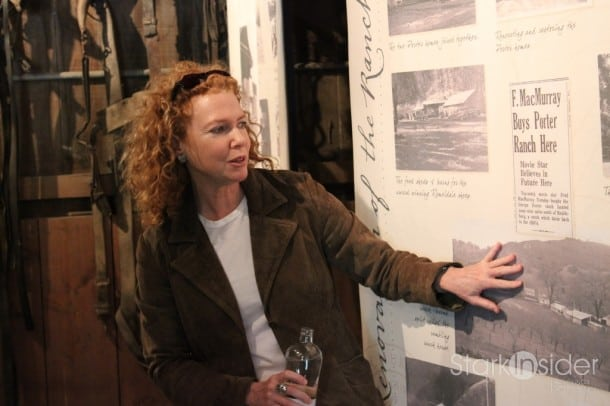 Kate MacMurray, one of the twins adopted by Fred MacMurray when he was married to actress June Haver. Kate walks through the timeline of MacMurray Ranch. It was big news in Sonoma County when actor Fred MacMurray bought the ranch in 1941 to raise prize-winning cattle.