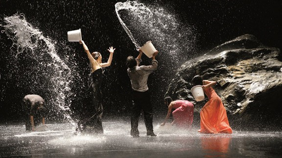 PINA, a celebration of song and dance, will screen in 3-D. Courtesy of IFC Films.