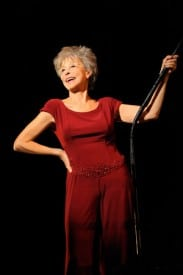 Rita Moreno during dress rehearsal.