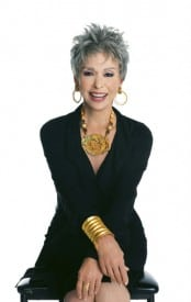 Legendary performer Rita Moreno returns to Berkeley Rep for the world premiere of Rita Moreno: Life Without Makeup, written by Artistic Director Tony Taccone.