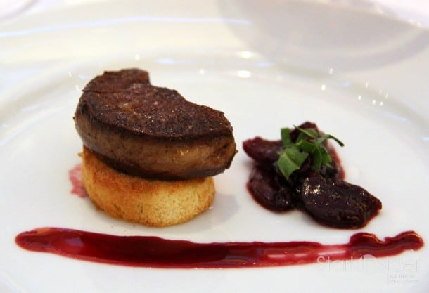 Will foi gras be banned in restaurants next summer?