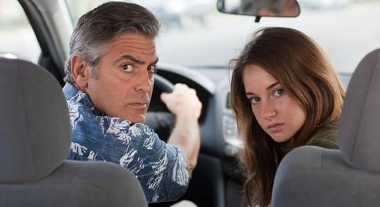 The Descendants starring George Clooney