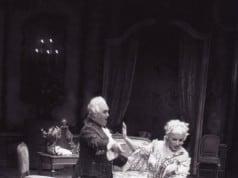 Manon Lescaut 1949 Jussi Björling as Chevalier des Grieux and Licia Albanese as Manon Lescaut at San Francisco Opera.