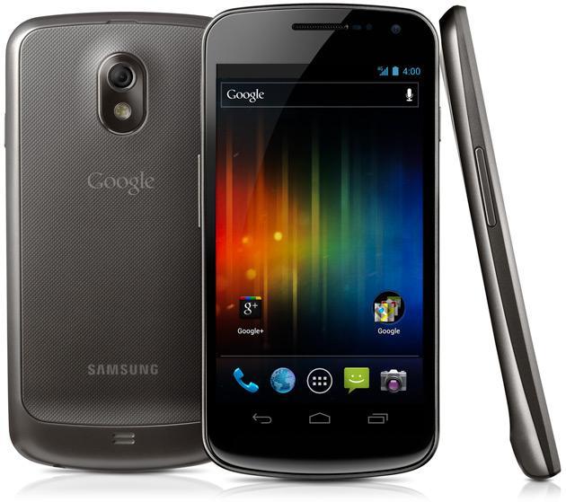 Google Samsung Nexus