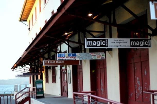 Magic Theatre San Francisco