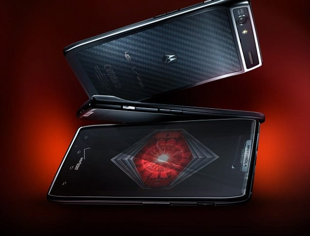 Moto Droid Razr is back!
