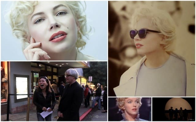 My Week With Marilyn - Interview with director Simon Curtis