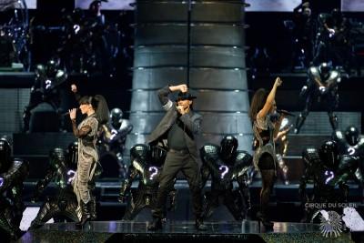 Michael Jackson The Immortal World Tour