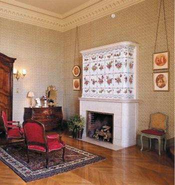 Tyrolean Chimney Room