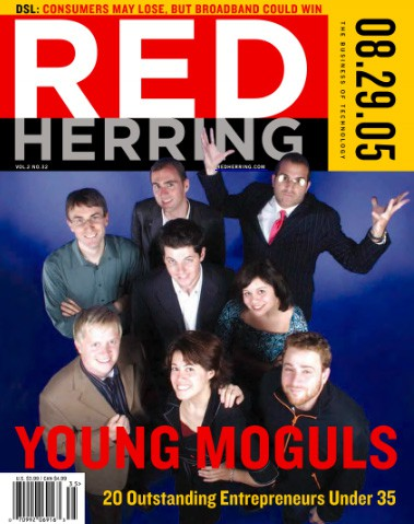 Young Moguls, Red Herring Magazine