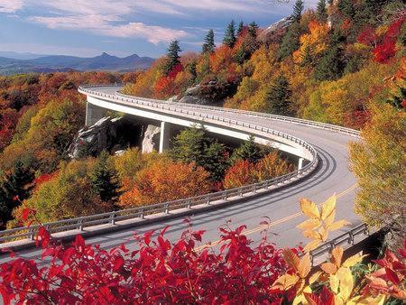Beautiful Blue Ridge Parkway