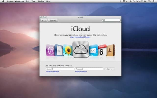 iCloud - Hands-on test