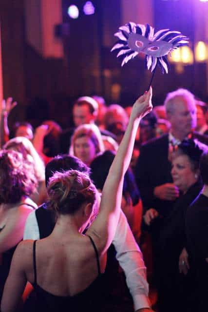 New Year's Eve Masquerade, San Francisco Symphony