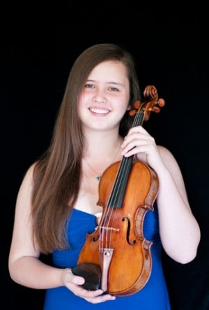 Alina Kobialka - 2011 YO Concerto Competition Winner