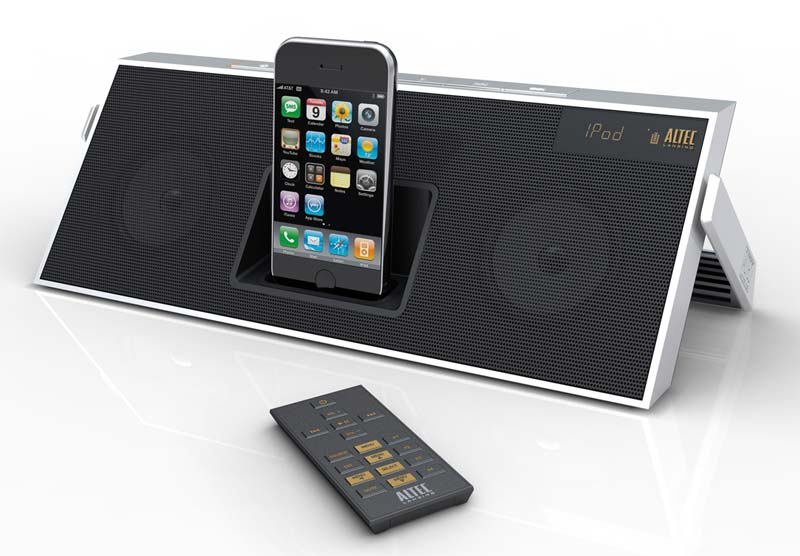 Speaker docks for your iPod or iPhone both cheap and pricey!