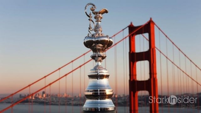 America's Cup San Francisco 2012