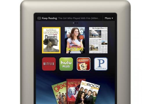 Barnes Noble Nook Tablet